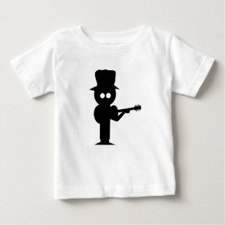 Boy Folk Singer Baby T-Shirt