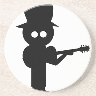 Boy Folk Singer Coaster