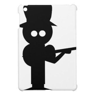 Boy Folk Singer iPad Mini Cases