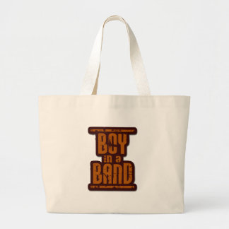 Boy In a Band Tote Bags