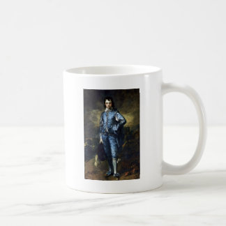 Boy In Blue (Portrait Of Jonathan Buttall) By Gain Coffee Mug
