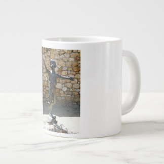 boy large coffee mug