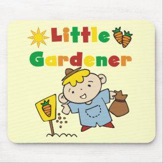 Boy Little Gardener Tshirts and Gifts Mousepad