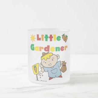 Boy Little Gardener Tshirts and Gifts Mugs