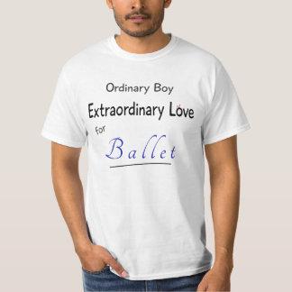 Boy Loves Ballet T-Shirt
