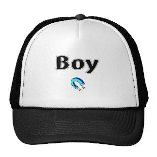 Boy Magnet Hats