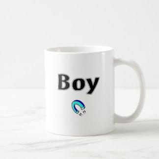 Boy Magnet Coffee Mugs