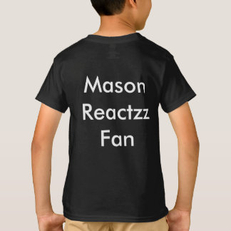(boy) Mason Reactzz Fan T-Shirt