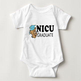 Boy NICU Graduate Baby Bodysuit