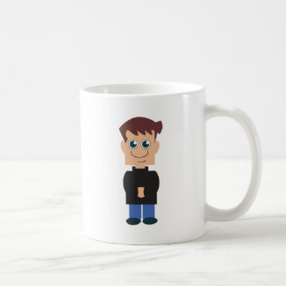 Boy Norm Chibi Coffee Mug
