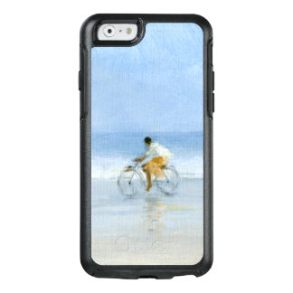 Boy on Bicycle  2 OtterBox iPhone 6/6s Case