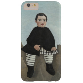 Boy on the Rocks Barely There iPhone 6 Plus Case