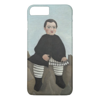 Boy on the Rocks iPhone 7 Plus Case