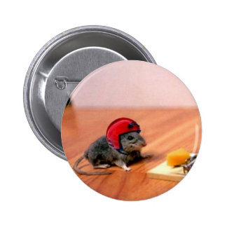 Boy Scout Mouse 2 Inch Round Button