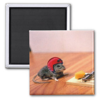 Boy Scout Mouse Magnet