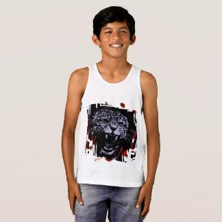 Boy Shirt Tiger