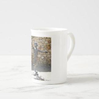 boy tea cup