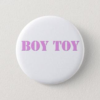 Boy Toy 2 Inch Round Button