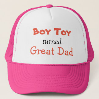 Boy toy dad hat