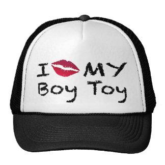 Boy Toy Trucker Hat