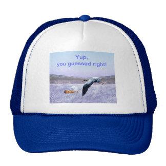 boy trucker hat