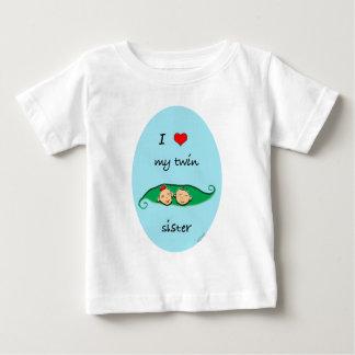 boy twin baby T-Shirt