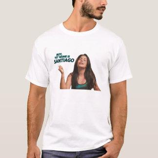 Boy Yo Name is Santiago T-Shirt