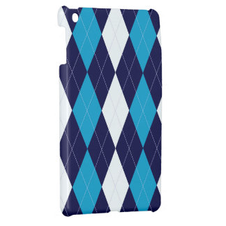 BoyBand Argyle iPad Mini Case