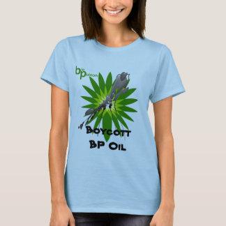 Boycott BP t shirt bio poison