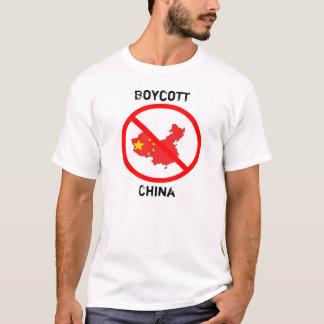 Boycott China T-Shirt