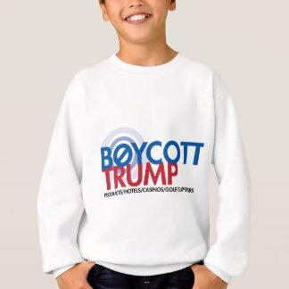 Boycott Trump Sweatshirt