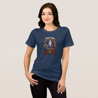 Boyd Clan Badge Women's Dark T-Shirt