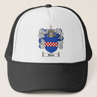 BOYD FAMILY CREST -  BOYD COAT OF ARMS TRUCKER HAT