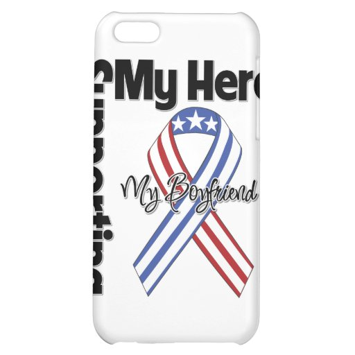 Boyfriend - Military Supporting My Hero iPhone 5C Case