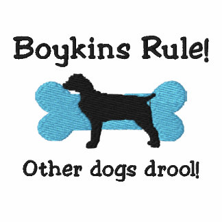 Boykins Rule Embroidered Shirt (T-Shirt)