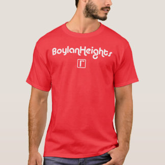 Boylan Heights Raleighing T-Shirt