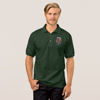 Boyle Clan Badge Adult Polo Shirt