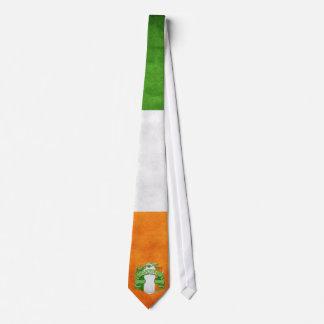 Boyle Irish Shield Tie