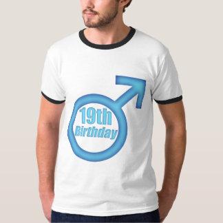 Boys 19th Birthday Gifts T Shirts