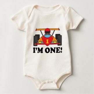 Boys 1st Birthday Baby Bodysuit