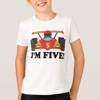 Boys 5th Birthday T-Shirt