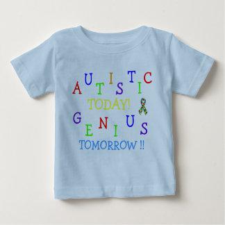Boy's Autistic Genius! ~ Infant Creeper