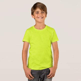Boys' Bella+Canvas Crew T-Shirt