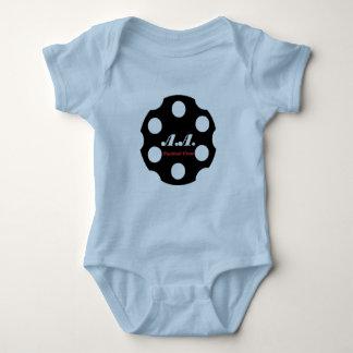 Boys Born to be  part of AATC Baby Bodysuit