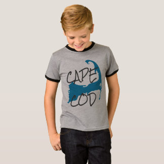 Boy's Cape Cod Massachusetts Shirt