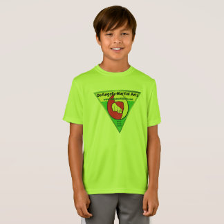 Boys DeAngelis Martial Arts Shirt
