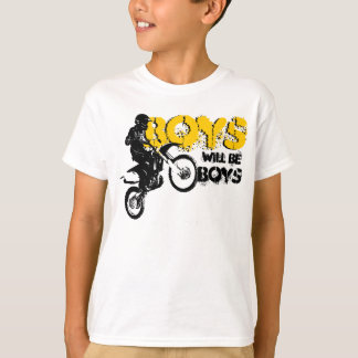 Boys Dirt Bike T-Shirt