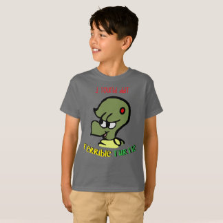 BOYS/GIRLS I Found Dat Terrible Turtle T-Shirt