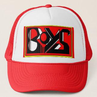 """""""boys hats"""" trucker hat"""