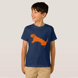 Boys - John Dyer Dachsund Dog T-Shirt